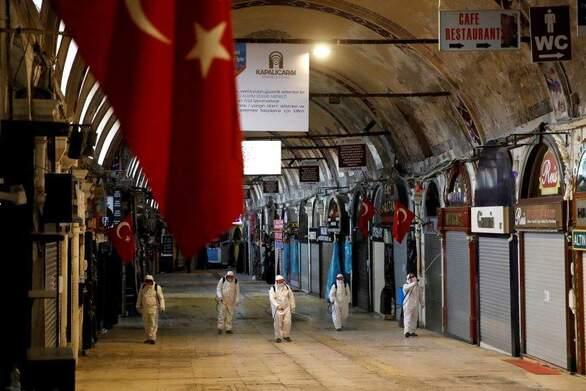 Τουρκία: Νέα φάση ελέγχων για την Covid-19