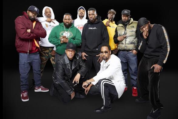Οι Wu-Tang Clan πωλούν αντισηπτικά χεριών για την στήριξη άπορων στον Καναδά