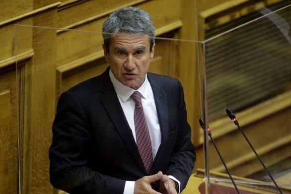 Λοβέρδος για Έβρο: Να μας απαντήσει η Κυβέρνηση «για πόσες δεκάδες μέτρα» υπάρχει ζήτημα