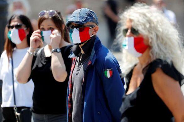 Ιταλία: Μείωση των θανάτων - Λιγότεροι ασθενείς στις ΜΕΘ