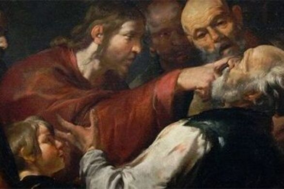 """Ηρακλής Φίλιος: """"Ο Χριστός θεραπεύει"""""""