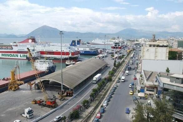 """Κατέπλευσε στο λιμάνι της Πάτρας το ερευνητικό σκάφος """"Πρωτέας"""""""