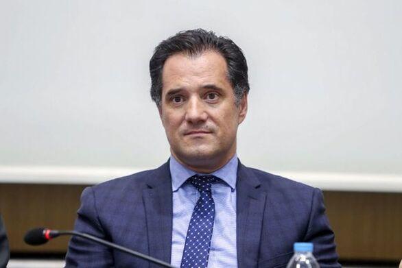"""Γεωργιάδης: """"Κάναμε ό,τι ήταν δυνατό να γίνει για τη στήριξη των επιχειρήσεων"""""""