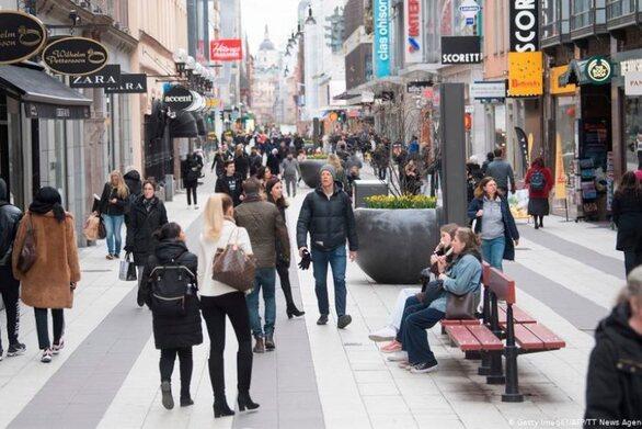 Σουηδία - Κορωνοϊός: Τους 4.000 έφτασαν οι θάνατοι στη χώρα