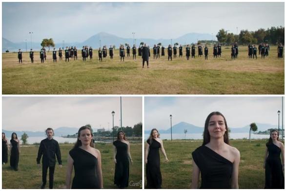 """Πάτρα - """"We are the voices"""" από τη χορωδία Cantelena (video)"""
