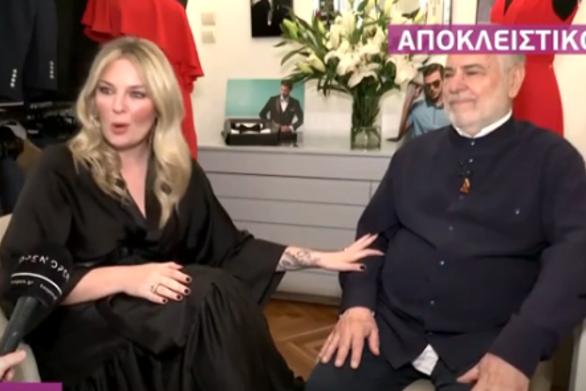 """Μάκης Τσέλιος: """"Θα κάνω μια μεγάλη επίδειξη που θα παρουσιάσω την Ελισάβετ"""" (video)"""