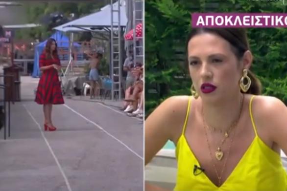 """Ραμόνα Βλαντή: """"Δεν θα ήθελα να δω την Ηλιάνα Παπαγεωργίου σε μια εκπομπή μόδας"""" (video)"""