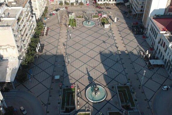 """Πάτρα: Τα πληρώματα πάνε πλατεία Γεωργίου για... μια """"Στέγη για το Καρναβάλι""""!"""