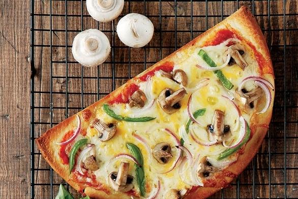 Πώς θα κάνετε την πίτσα πιο υγιεινή