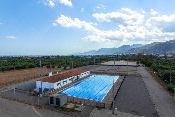 Αίγιο: Ξεκινά και πάλι την λειτουργία του το Ανοικτό Δημοτικό Κολυμβητήριο