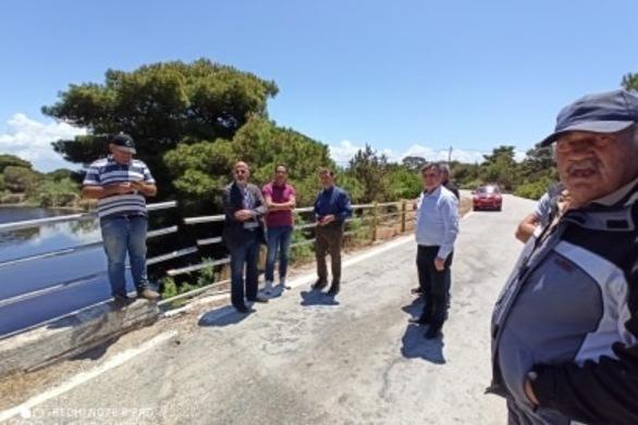 Αχαΐα: Αναγκαία τα προληπτικά μέτρα στην Γέφυρα της Καλόγριας(φωτο)
