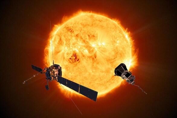 Το ευρωπαϊκό σκάφος Solar Orbiter θα περάσει μέσα από τις ουρές κομήτη
