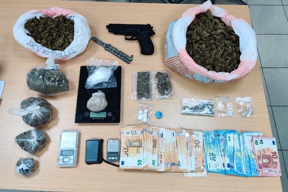 Εξαρθρώθηκαν δύο εγκληματικές ομάδες που διακινούσαν ναρκωτικά στην Ηλεία