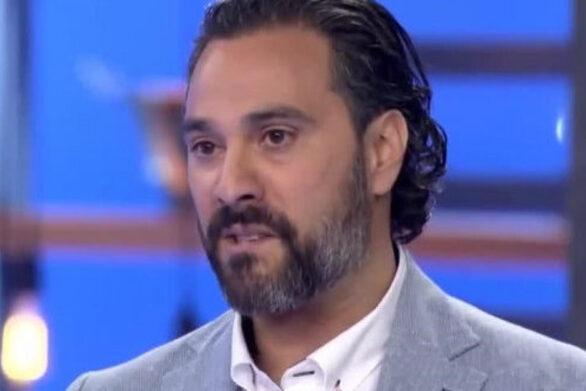 Γιάννης Λουκάκος - Τηλεοπτικό reunion με τον Λευτέρη Λαζάρου (video)