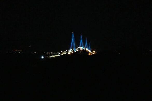 Στο σκοτάδι έμεινε μεγάλο μέρος της Πάτρας το βράδυ του Σαββάτου
