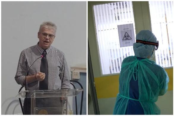 """Γώγος - Κορωνοϊός: """"Tα νοσοκομεία είναι πλέον προετοιμασμένα για ενδεχόμενο δεύτερου κύματος"""""""
