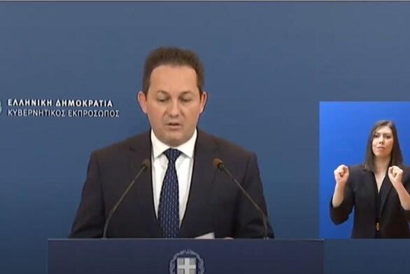"""Στ. Πέτσας: """"Μνημόνια υπήρχαν επί Τσίπρα, επί Μητσοτάκη υπάρχουν πακέτα ανάπτυξης"""""""