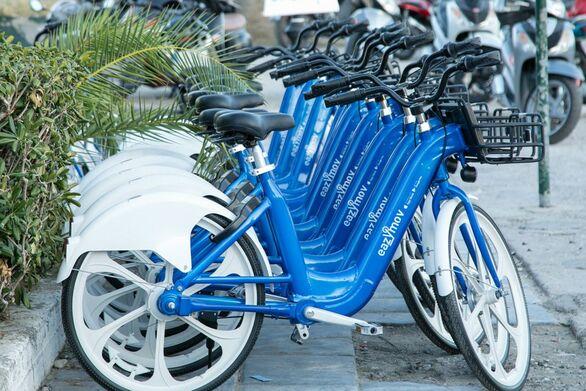 Δυτική Ελλάδα - 81 ηλεκτρικά ποδήλατα μέχρι τον Σεπτέμβριο στο Αγρίνιο