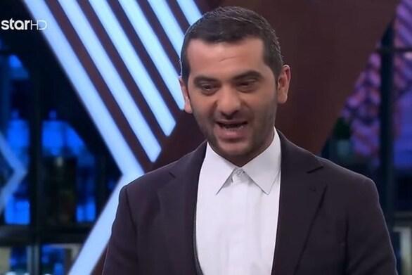"""MasterChef - Ο Κουτσόπουλος έκανε """"κομμάτια"""" τη Μαριάννα για το πιάτο της (video)"""