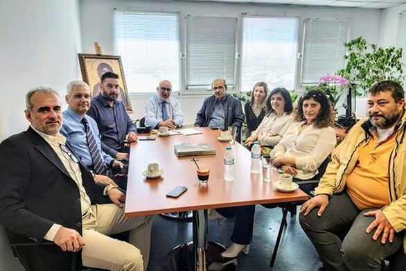 Συνεργασία της Περιφέρειας Δυτικής Ελλάδας με τον ΟΛΠΑ και την ΔΕΥΑΠ
