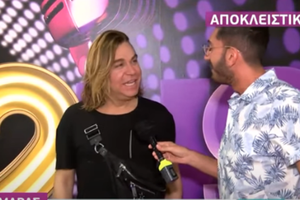 """Τρύφωνας Σαμαράς: """"Ο κύριος Παπάζογλου δεν γέμισε και κανένα μαγαζί"""" (video)"""
