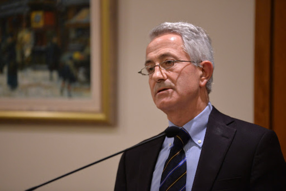 Παραιτήθηκε ο Αιγιώτης Κώστας Σπηλιόπουλος από το τιμόνι του ΟΣΕ