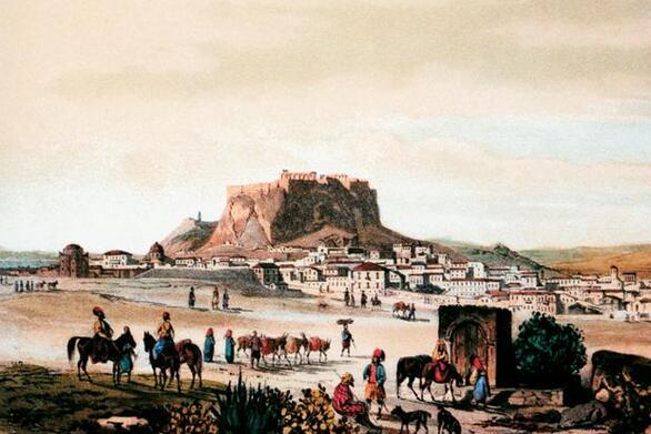 Σαν σήμερα οι Τούρκοι κυριεύουν την Αθήνα