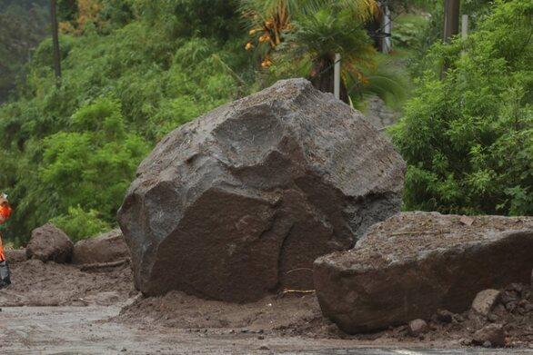 Κεντρική Αμερική: Τουλάχιστον 33 νεκροί από τις καταιγίδες «Αμάντα» και «Κριστόμπαλ»