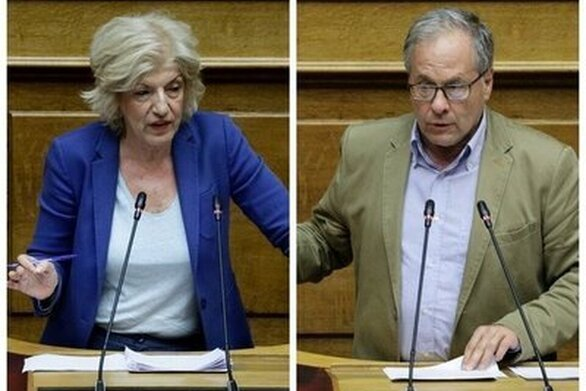 """Αναγνωστοπούλου - Μάρκου: """"Ο Περιφερειάρχης Δυτικής Ελλάδας - μια κινητή αντίφαση"""""""