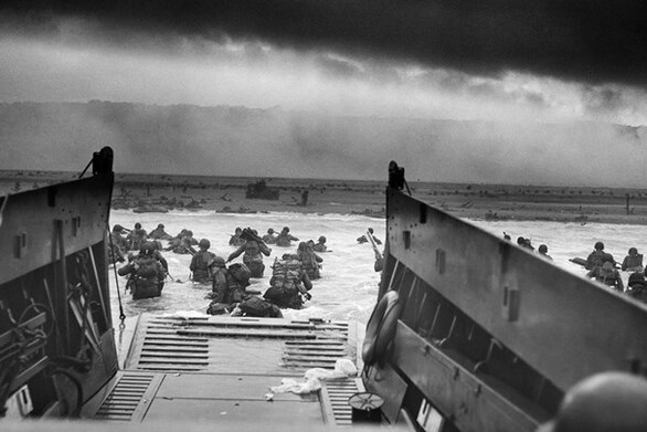 6 Ιουνίου 1944: Η απόβαση των Συμμάχων στη Νορμανδία (video)