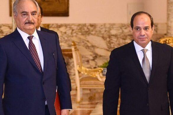 Σχέδιο εκεχειρίας από 8 Ιουνίου ανακοίνωσε ο αλ Σίσι