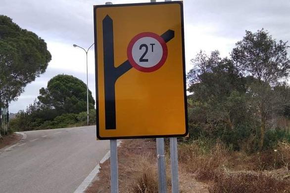 Αχαΐα - Τοποθετήθηκε σήμανση στη γέφυρα της Καλογριάς