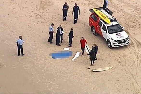 Αυστραλία: Καρχαρίας κατασπάραξε σέρφερ στην Αυστραλία