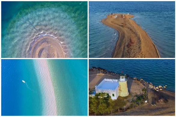 Το Μονοπάτι της Παναγιάς στην Παραλία Δρεπάνου οδηγεί... σε ονειρικά σκηνικά! (video)