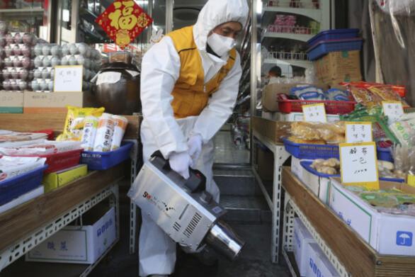 Κορωνοϊός - Κλείνει η αγορά στο Πεκίνο μετά από εμφάνιση κρουσμάτων