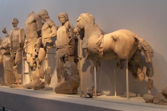 Ηλεία: Άνοιξε το αρχαιολογικό μουσείο της Ολυμπίας