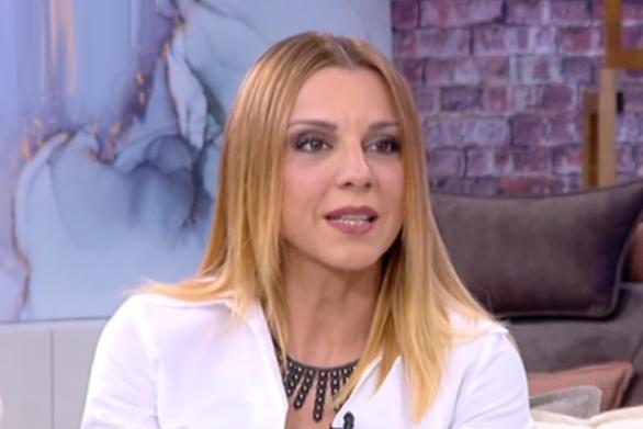 """Ματίνα Νικολάου: """"Ο χωρισμός ήταν ένα μεγάλο χαστούκι για μένα"""" (video)"""