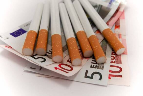 Πάτρα: Κατασχέθηκαν πάνω από 100 πακέτα λαθραίων τσιγάρων