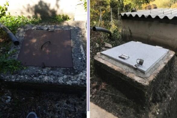 ΔΕΥΑΠ για δεξαμενές στο Άνω Καστρίτσι: Έχουν γίνει εργασίες συντήρησης και παρεμβάσεις για την αναβάθμιση της υδροδότηση της περιοχή