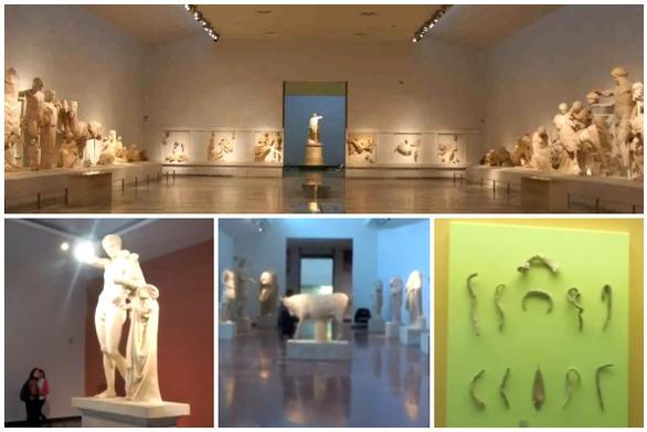 Αρχαιολογικό Μουσείο Ολυμπίας - Ένα ταξίδι στο χρόνο (video)