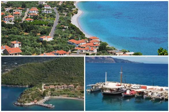 Πούλιθρα - Το χωριό της Πελοποννήσου που συνδυάζει βουνό και θάλασσα (video)