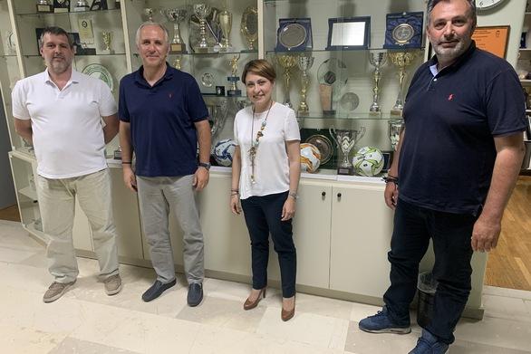 Χριστίνα Αλεξοπούλου: Η άνοδος του αχαϊκού ποδοσφαίρου πρέπει να συνεχιστεί