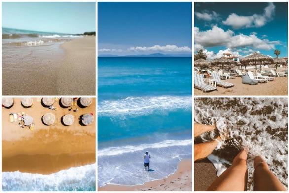 Παραλία Κουρούτας - Στις πρώτες επιλογές των Πατρινών για μακρινές εξορμήσεις δροσιάς!