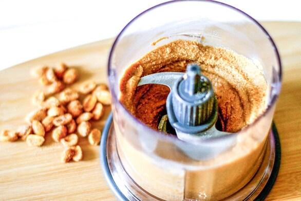 Συνταγή για homemade φυστικοβούτυρο