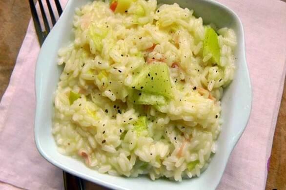 Φτιάξτε λάχανο με ρύζι