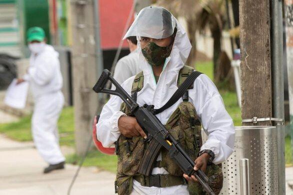 Κολομβία: Οκτώ στρατιώτες βίασαν 13χρονη