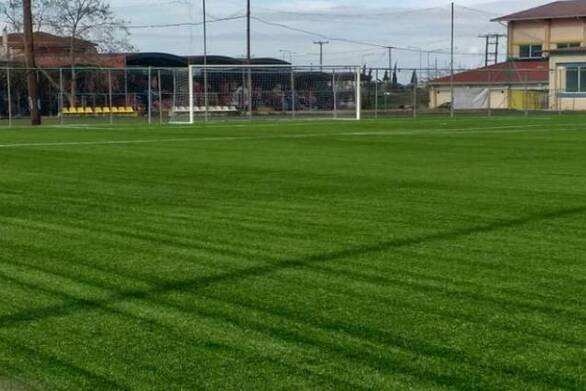 Πάτρα: Προχωρά το σχέδιο για τη βελτίωση των δημοτικών ποδοσφαιρικών γηπέδων