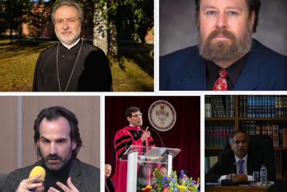 """Ηρακλής Φίλιος: """"Το Οικουμενικό Πατριαρχείο για την ορθόδοξη διδασκαλία στη σύγχρονη κοινωνία"""""""
