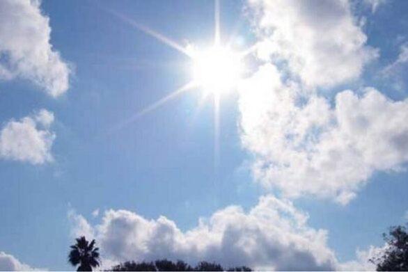 Ο καιρός για σήμερα Κυριακή 28 Ιουνίου 2020