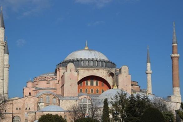 Το «Ψήφισμα» του «Ι.Ε.Θ.Π» σχετικά με την πρόθεση της Τουρκίας για μετατροπή της Αγίας Σοφίας σε Τζαμί